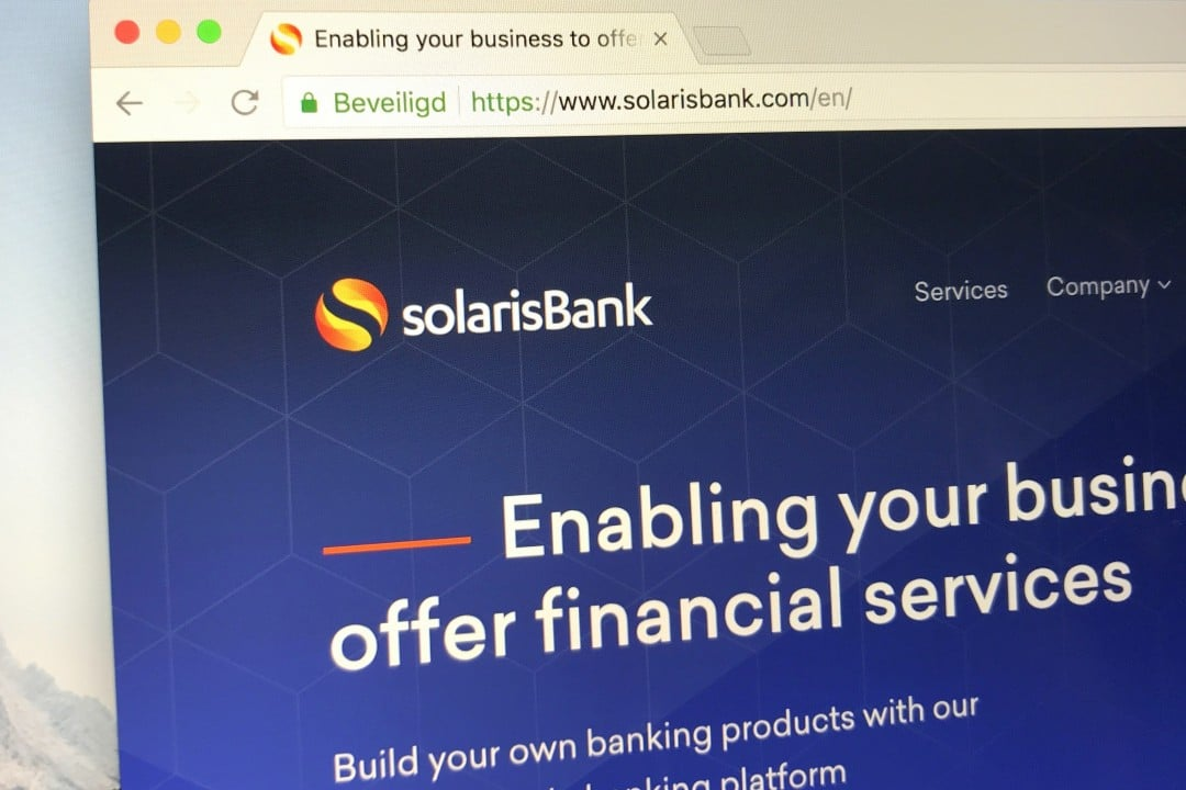 Germany: crypto storage service from Solaris Digital Assets