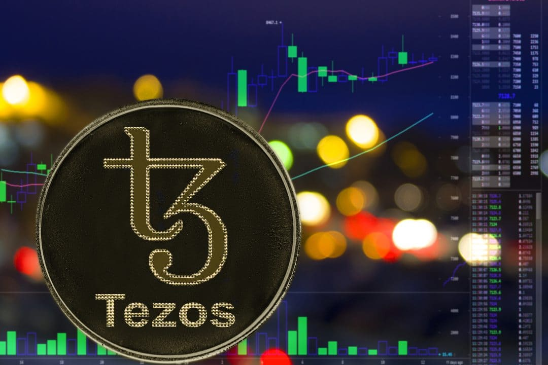 Tezos: the price and the market cap on the rise