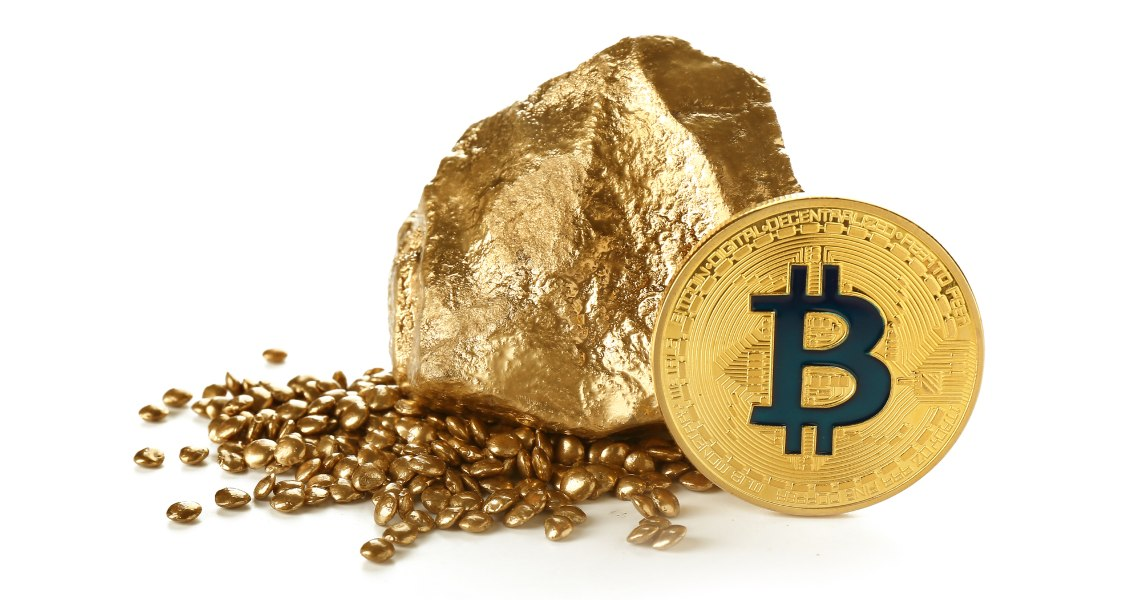 Bitcoin (BTC) vs Gold: how was 2019?