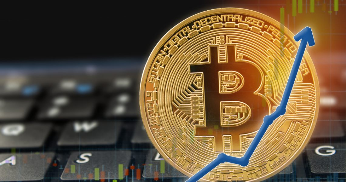 Bitcoin, the increase in price drags the sector
