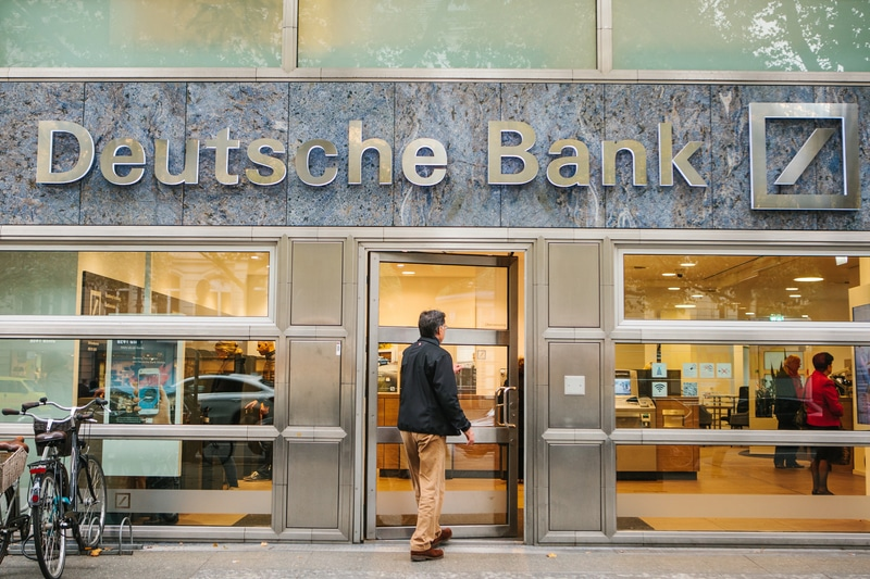 Deutsche Bank: cryptocurrency could replace fiat