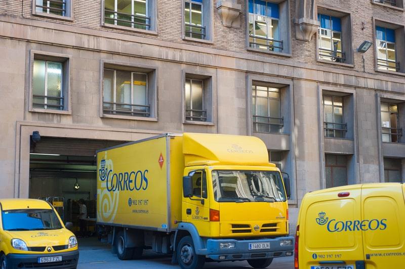 Spain: Correos postal service will use the blockchain
