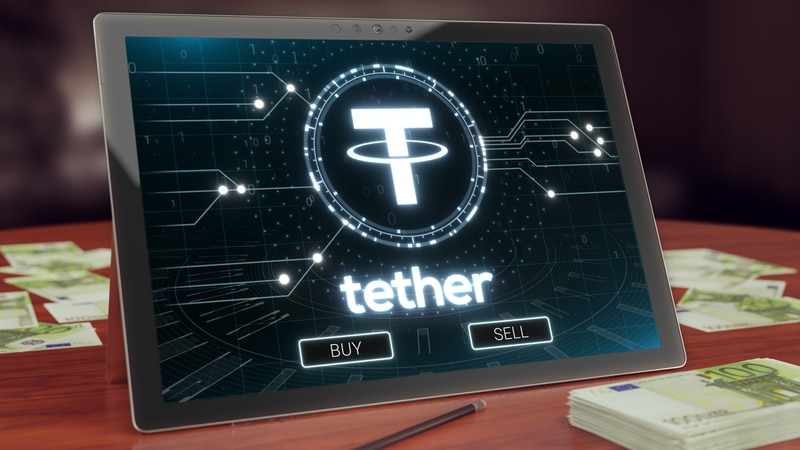 The Top 10 of Tether (USDT) addresses