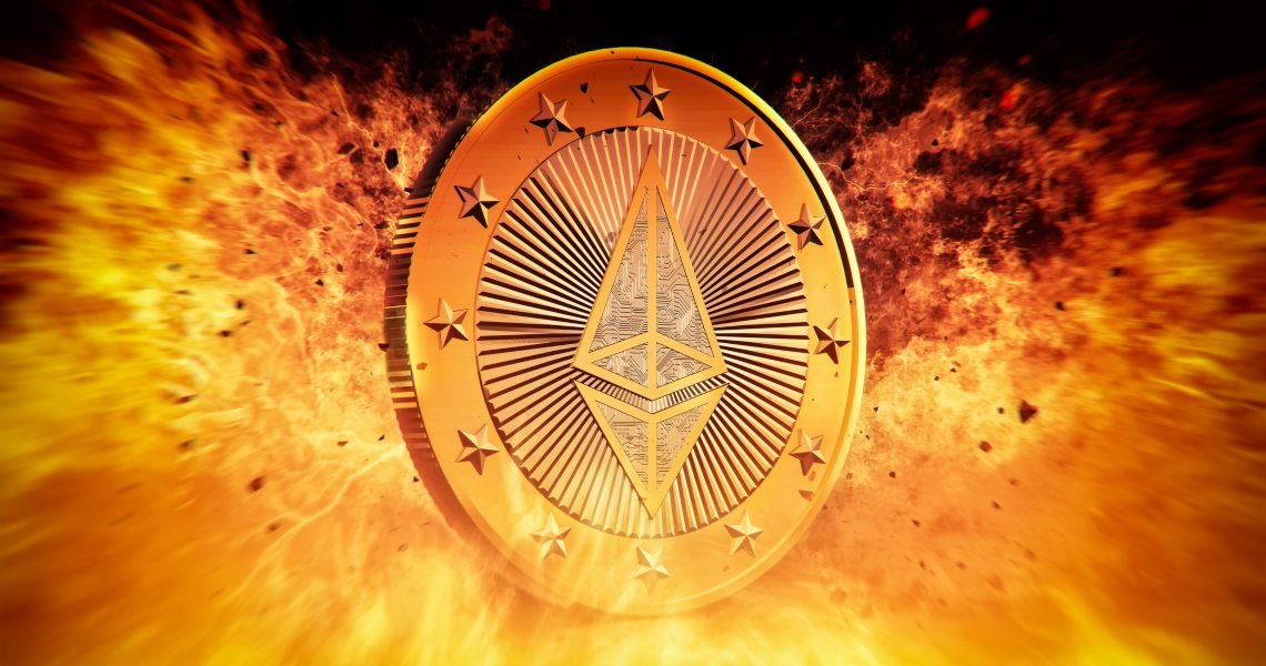 The top 10 burnt tokens, including ETH addresses