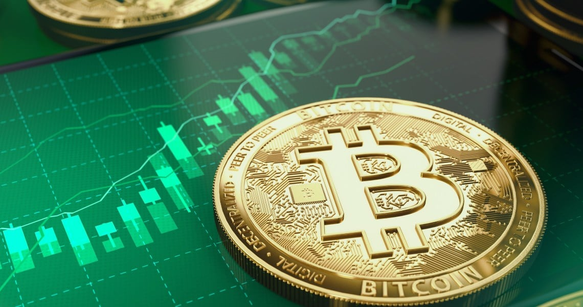 Bitcoin records new earnings and touches $9,100