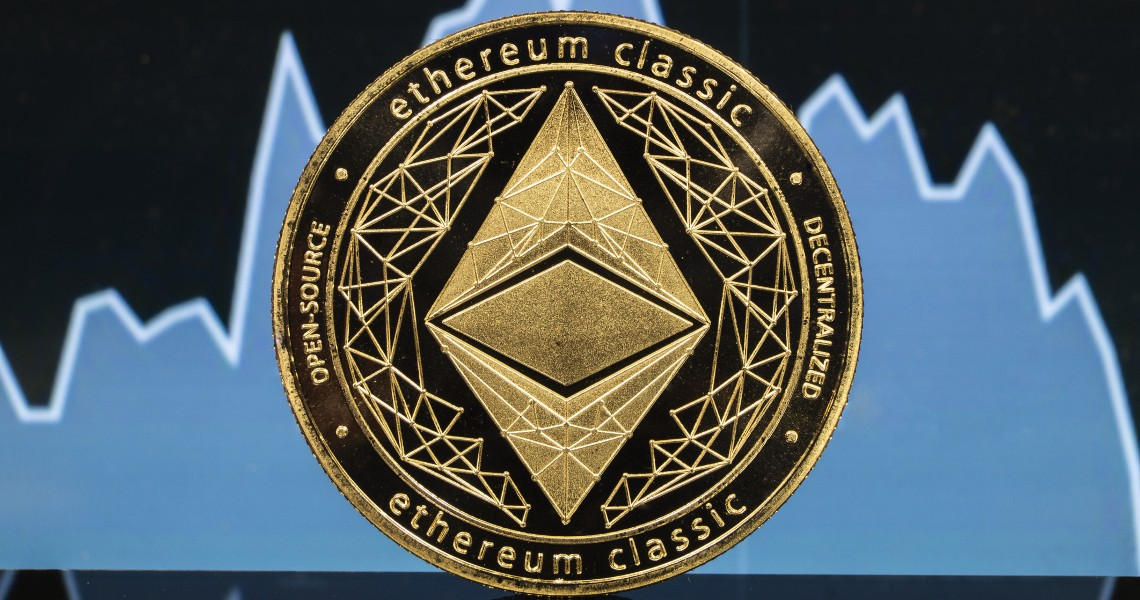 Ethereum Classic goes up with a +20% price increase