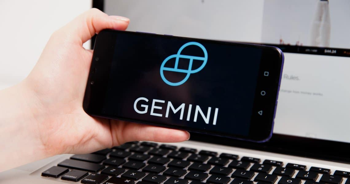 Gemini: insurance for the crypto company