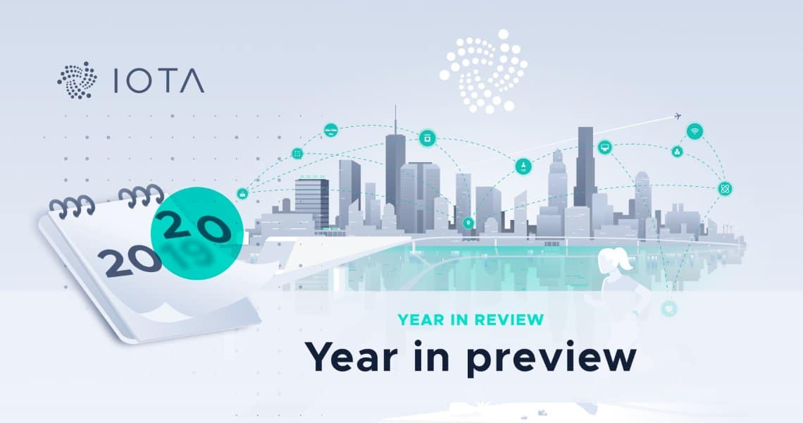 IOTA: the review of 2019