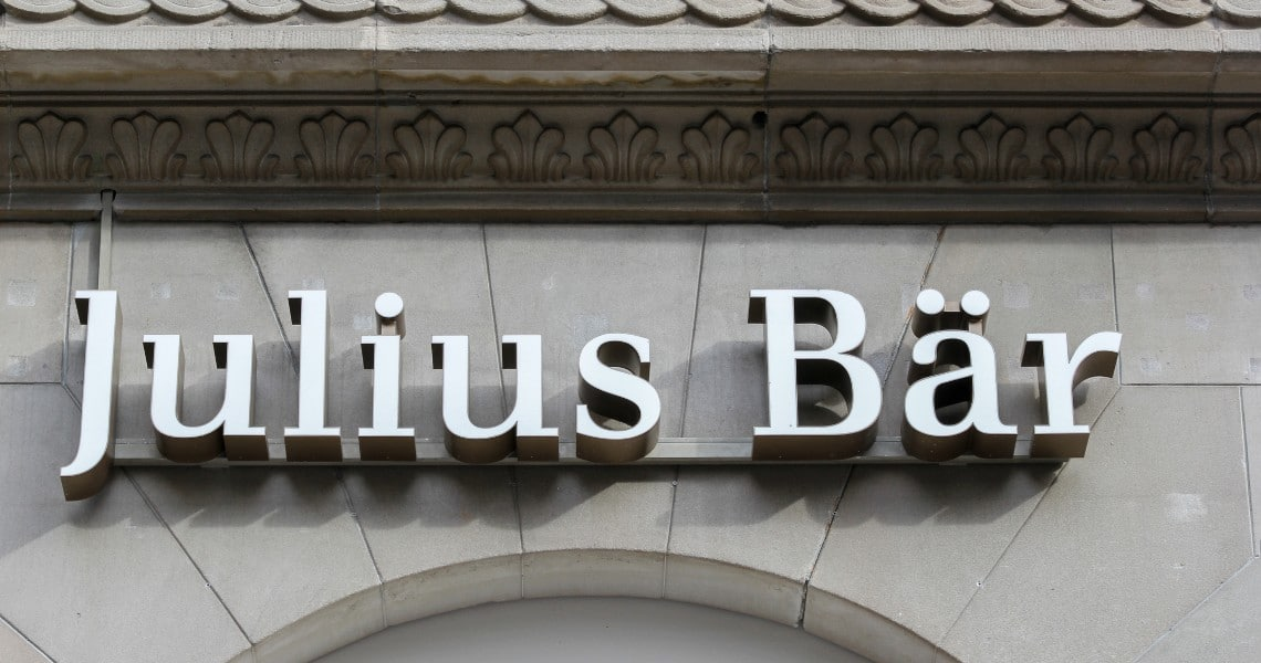 Bank Julius Baer introduces digital assets
