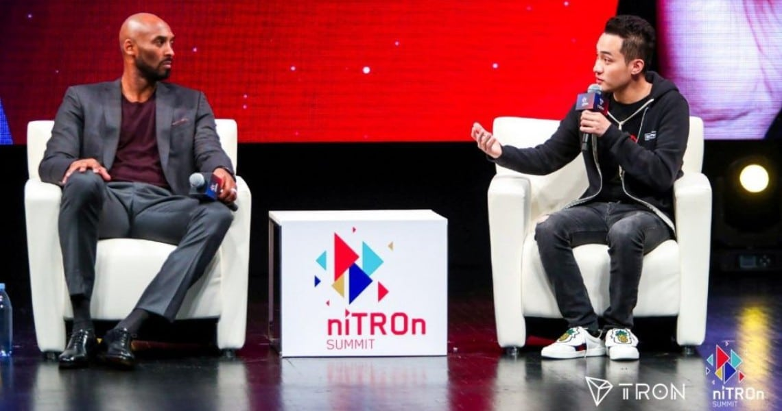 TRON dedicates niTROn Summit 2020 to Kobe Bryant
