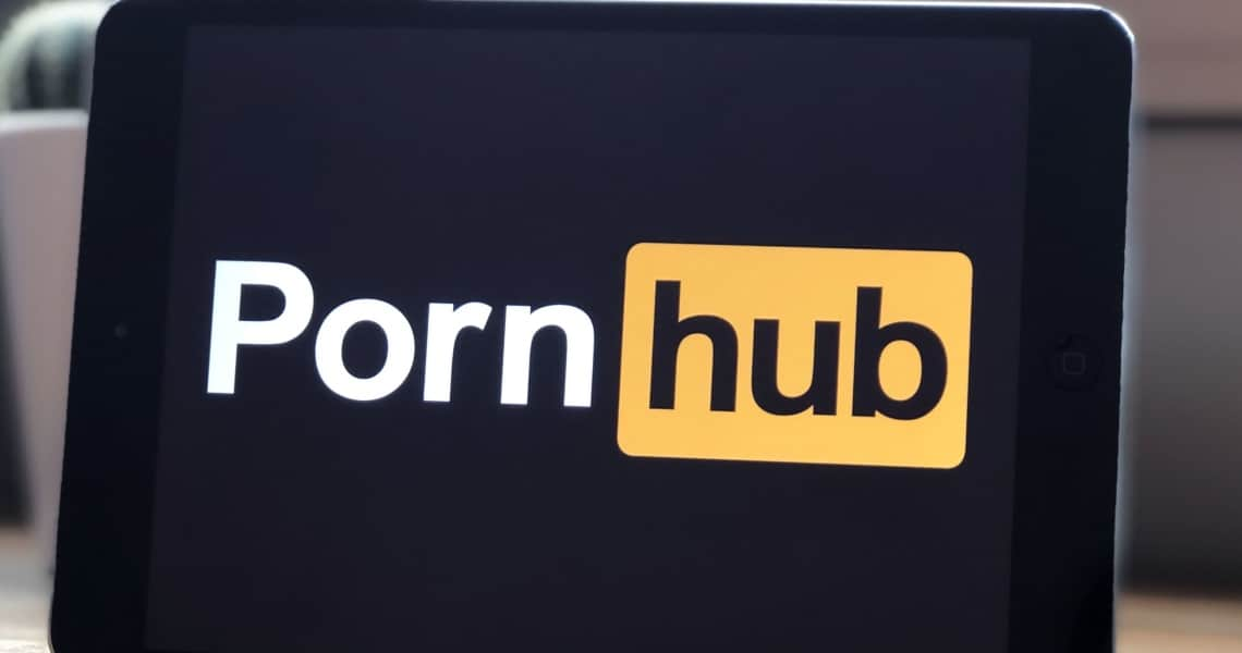 Pornhub accepts payments in USDT