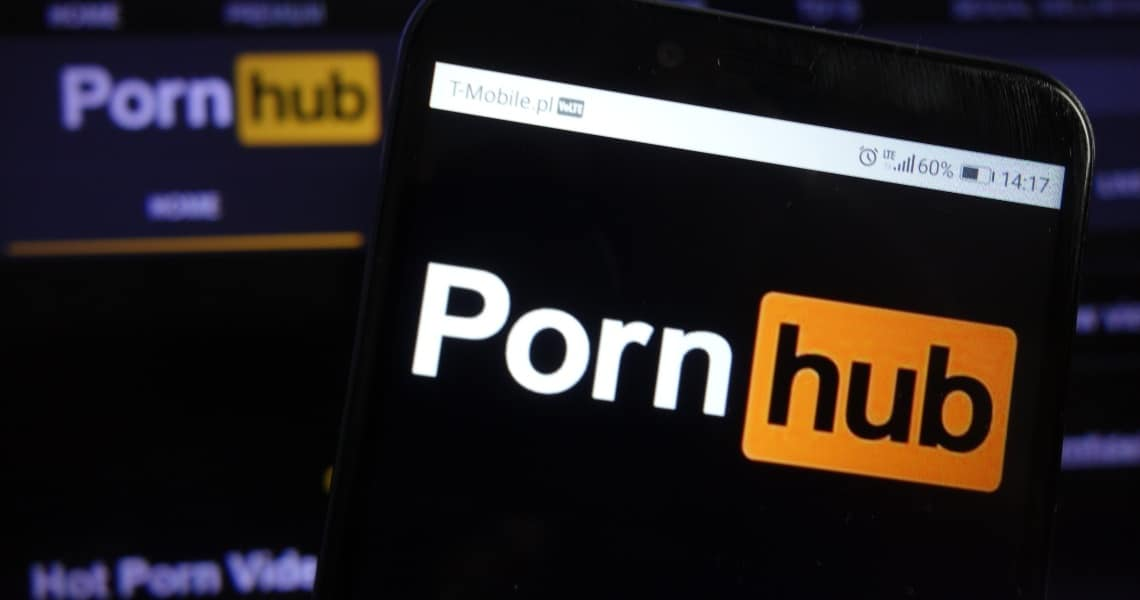 Pornhub vs Bitcoin: the crypto hasn't beaten porn yet