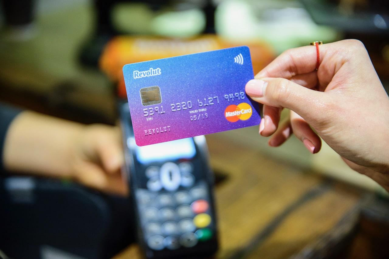 Revolut card: a report on purchases in Italy