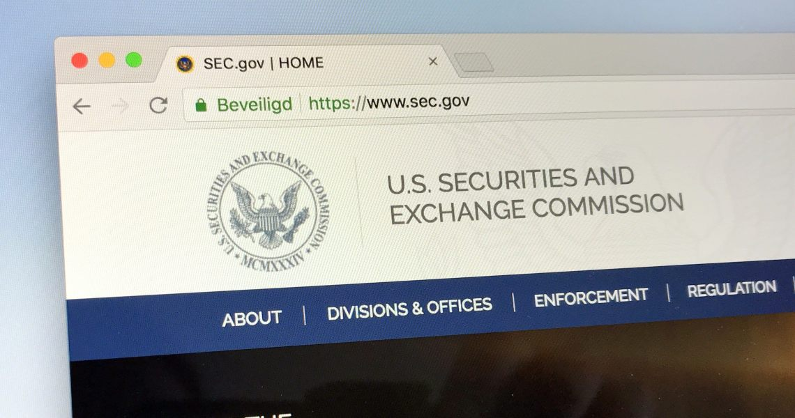 SEC: cryptocurrencies among the priorities for 2020