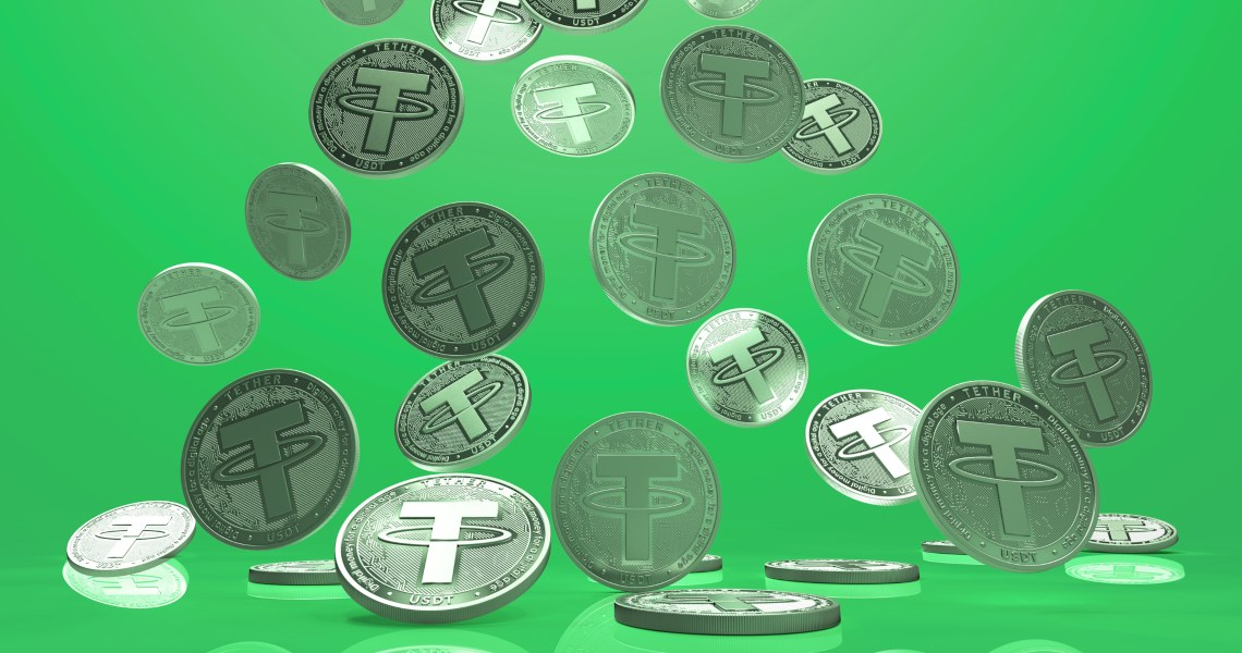 Tether denies the increase in capitalization