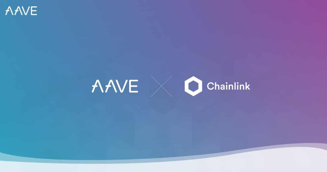Aave Oracle Network arrives on Chainlink