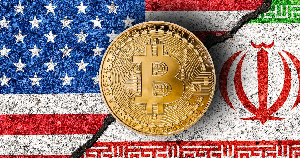 Did Bitcoin prove to be a safe haven during the US-Iran crisis?
