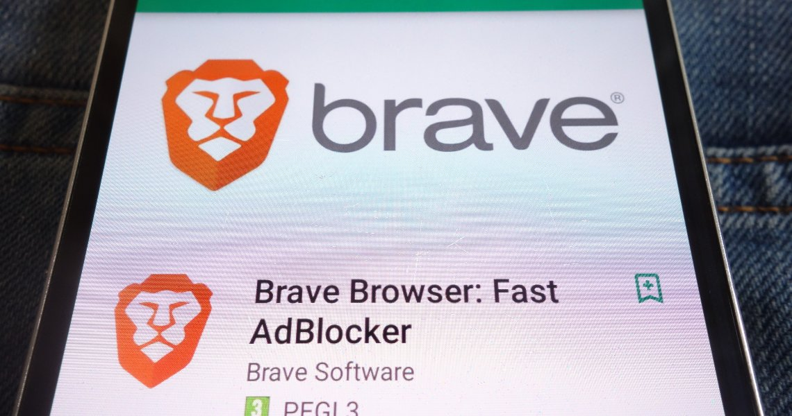 "Des Martin: ""Brave Browser's goal now is to grow the user base"""