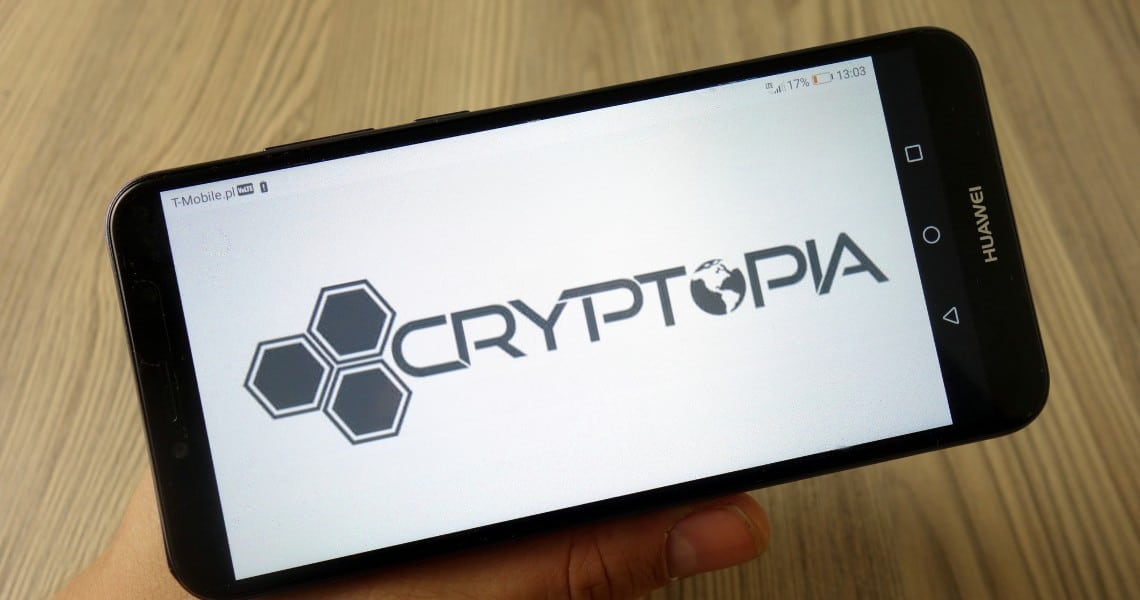 Cryptopia: news about the liquidation of customers