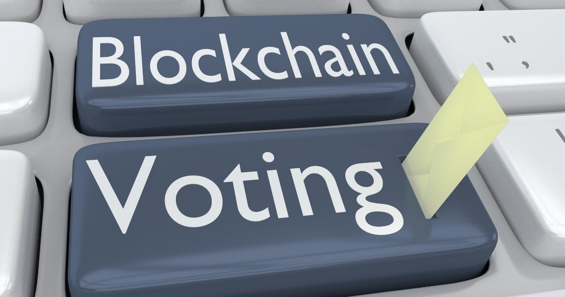 Voting on the blockchain: is it possible?