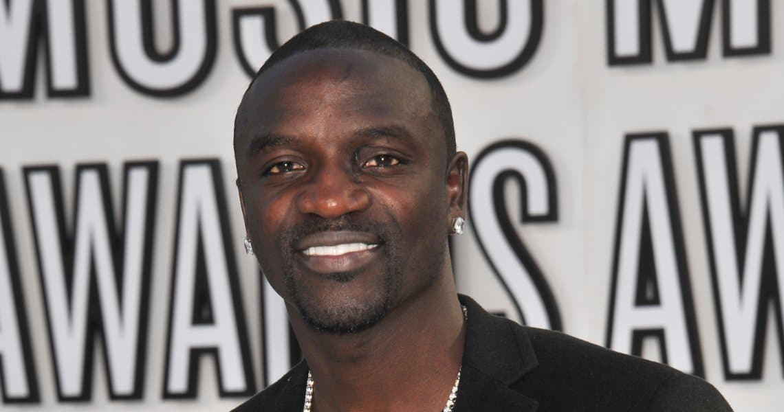 Akon blockchain stellar