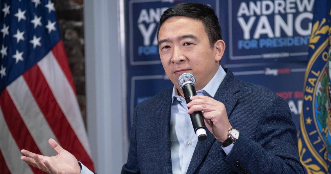 Andrew Yang: Pro-bitcoin president in 2024?