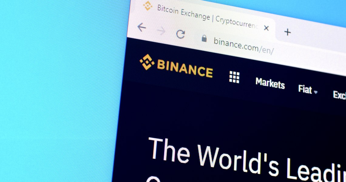 Binance on the EOS blockchain?