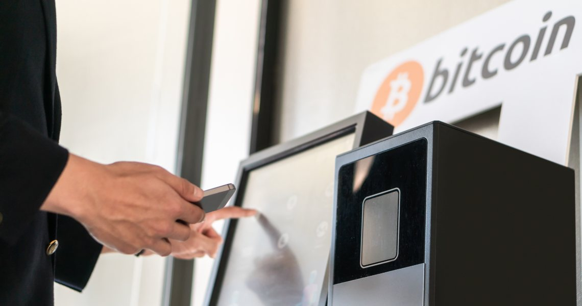A new scam using bitcoin ATMs