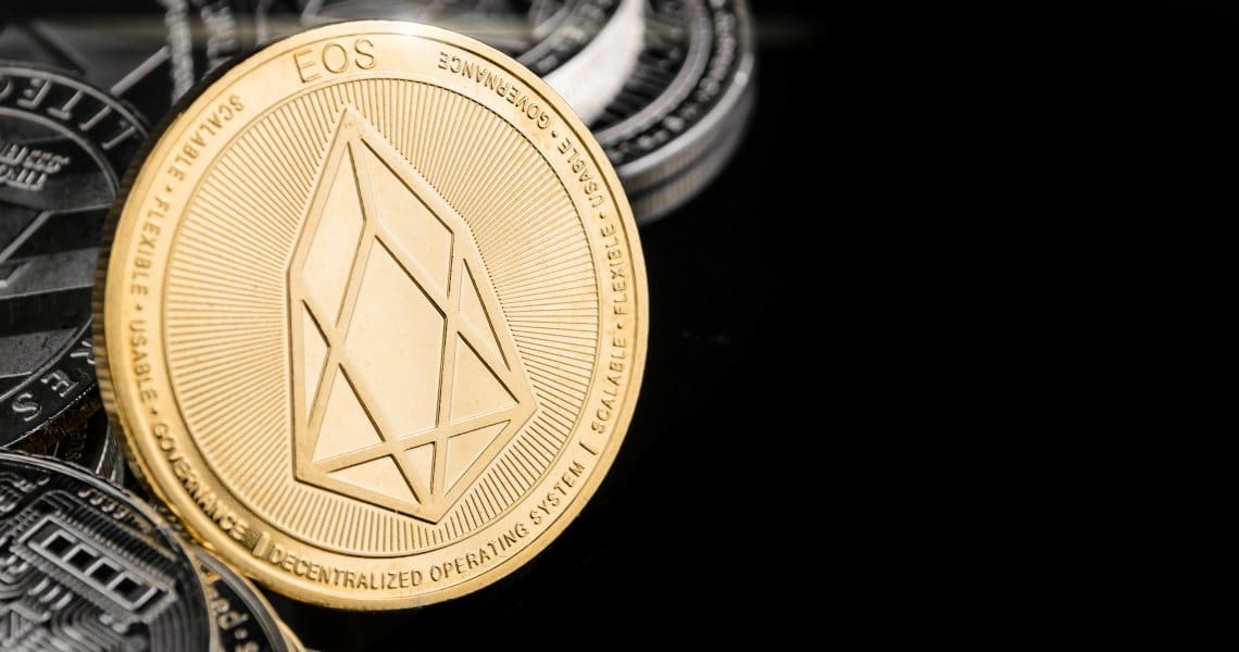 EOS Tron account
