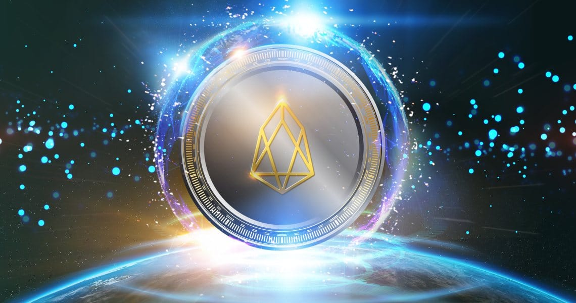 EOS: a new resource to manage smart contracts