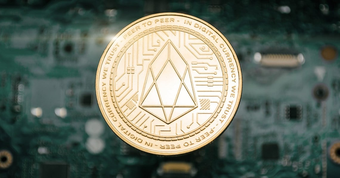 $200,000 for smart contracts on EOS using Solidity