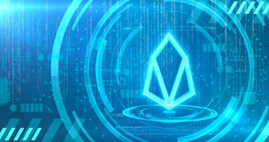 New update for the EOS mainnet