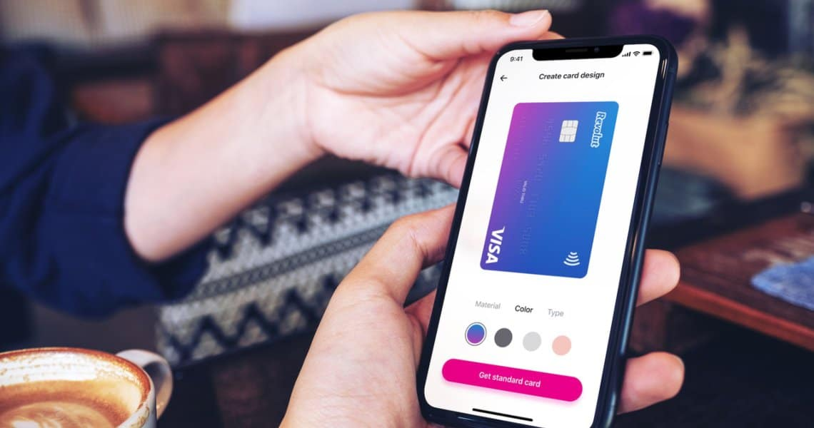 Revolut: $500 million investment in a Series D round