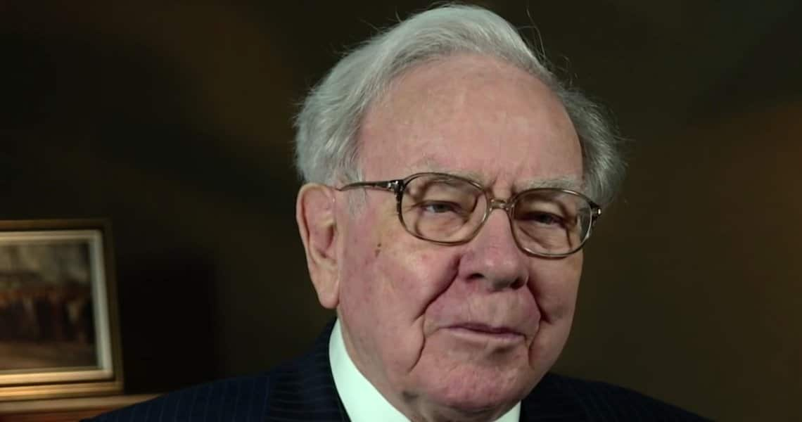 Warren Buffett still owns the Bitcoin from Justin Sun