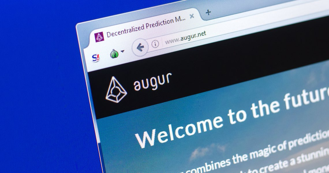 Augur (REP) and the best DeFi projects