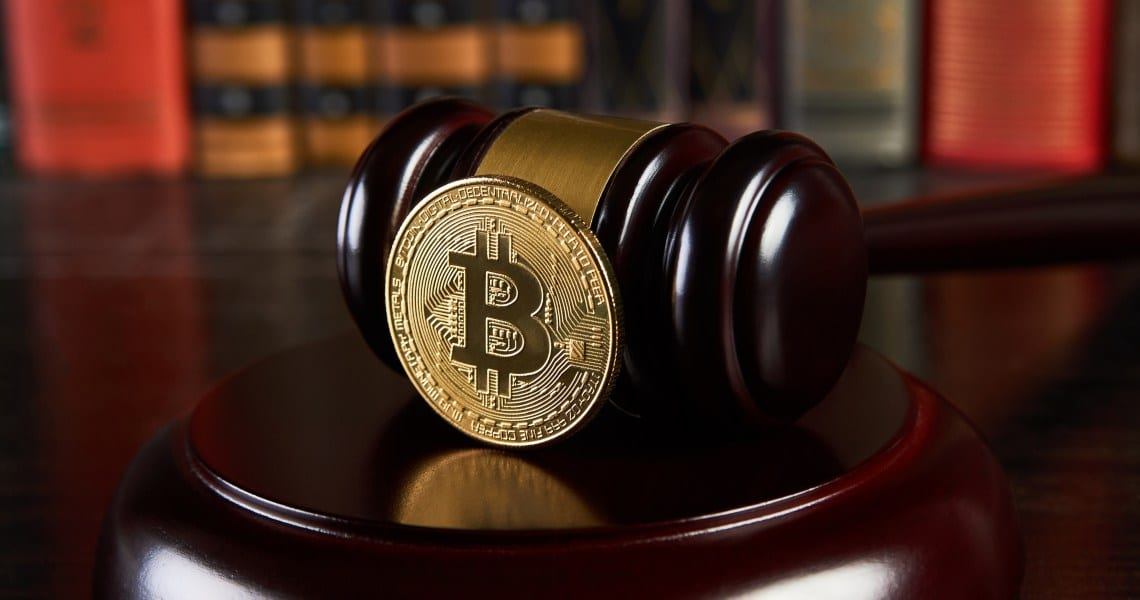Bitcoin auction by the US government