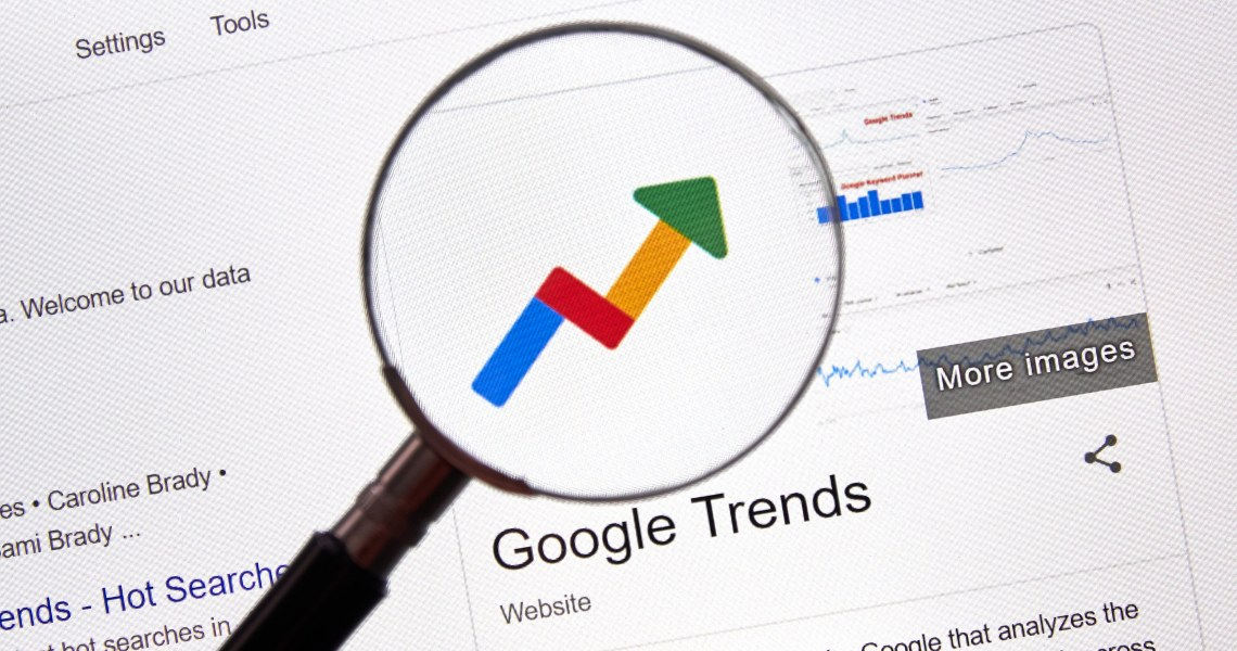 Bitcoin: the worldwide interest estimated by Google Trends