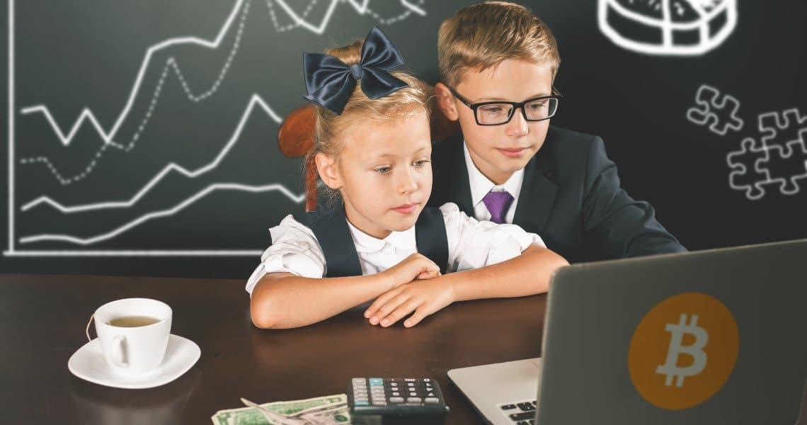 Bitcoin and stocks? According to eToro, it's stuff for millennials