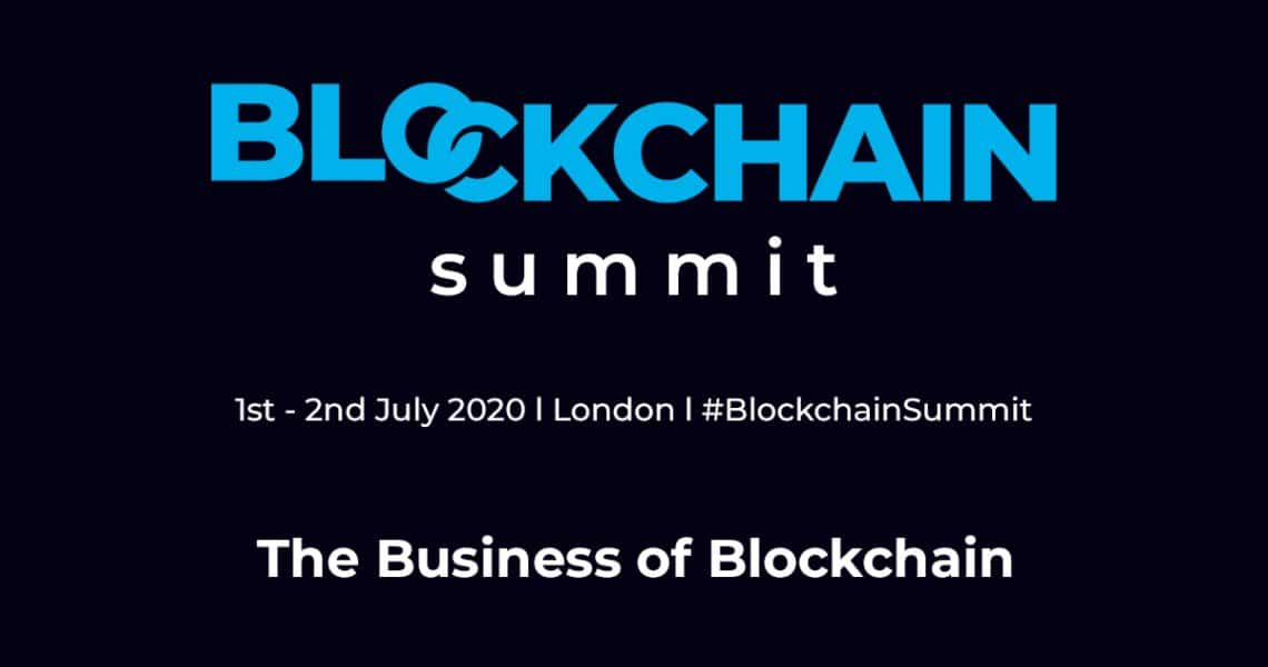 Blockchain Summit: a new event in London