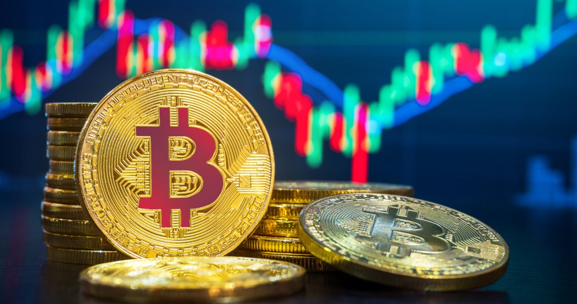 Cryptocurrency volumes: Bitcoin reaches 1 billion dollars
