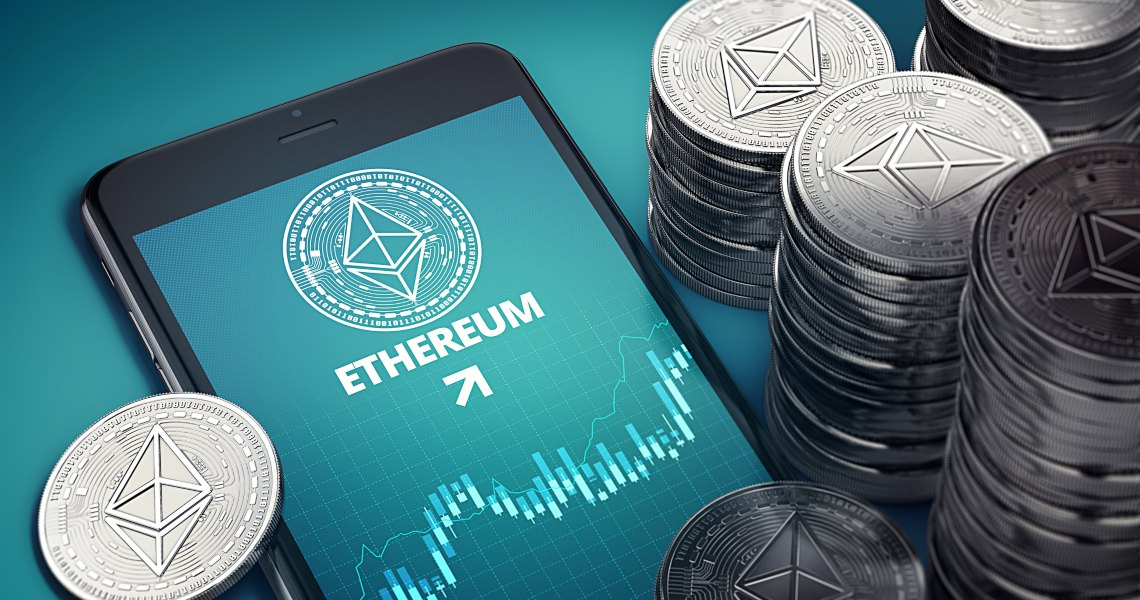 Ethereum: the price of the week is on the rise