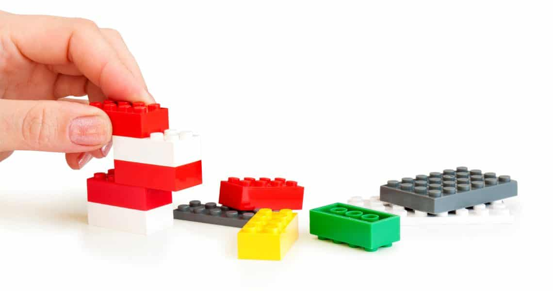 Ethereum Money Lego: coins as bricks