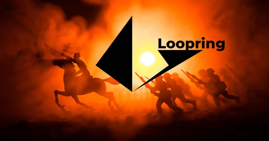 Loopring: a tough fight against centralized exchanges