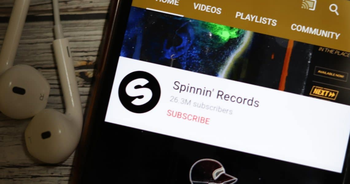 Spinnin' Records is using BAT ads