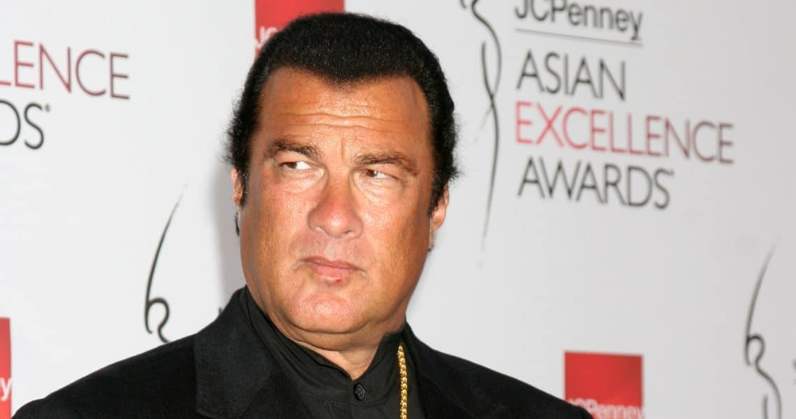 The SEC fines Steven Seagal for supporting a crypto