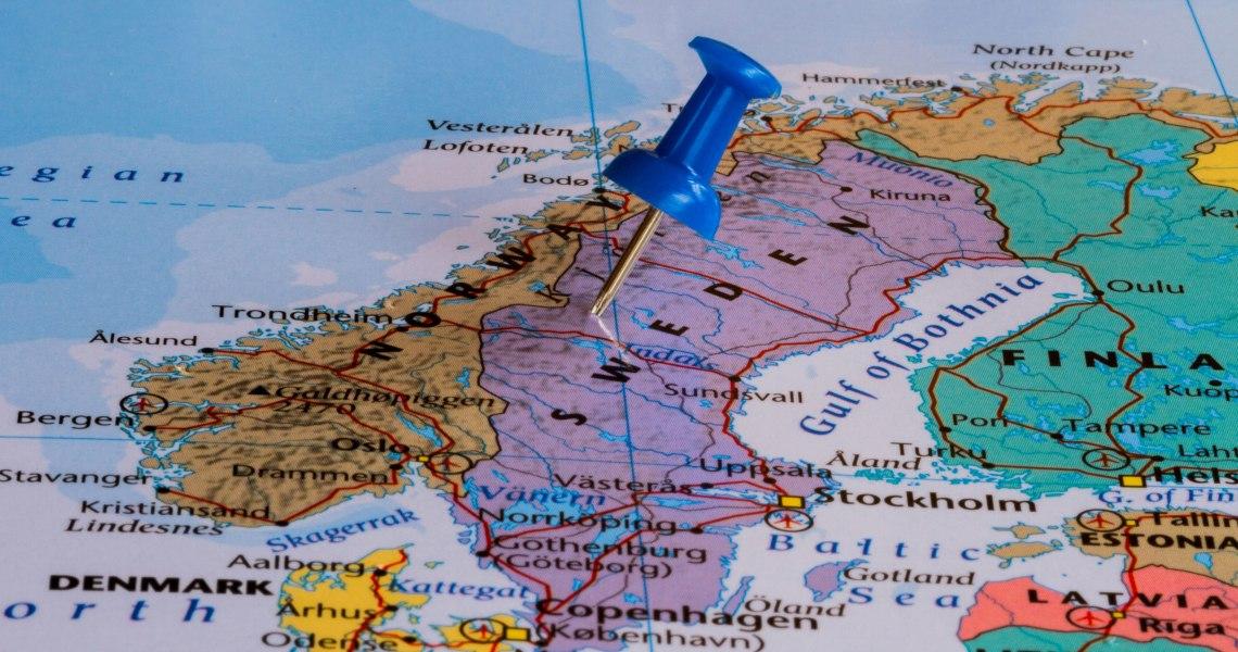 Sweden, the e-krona undergoing testing