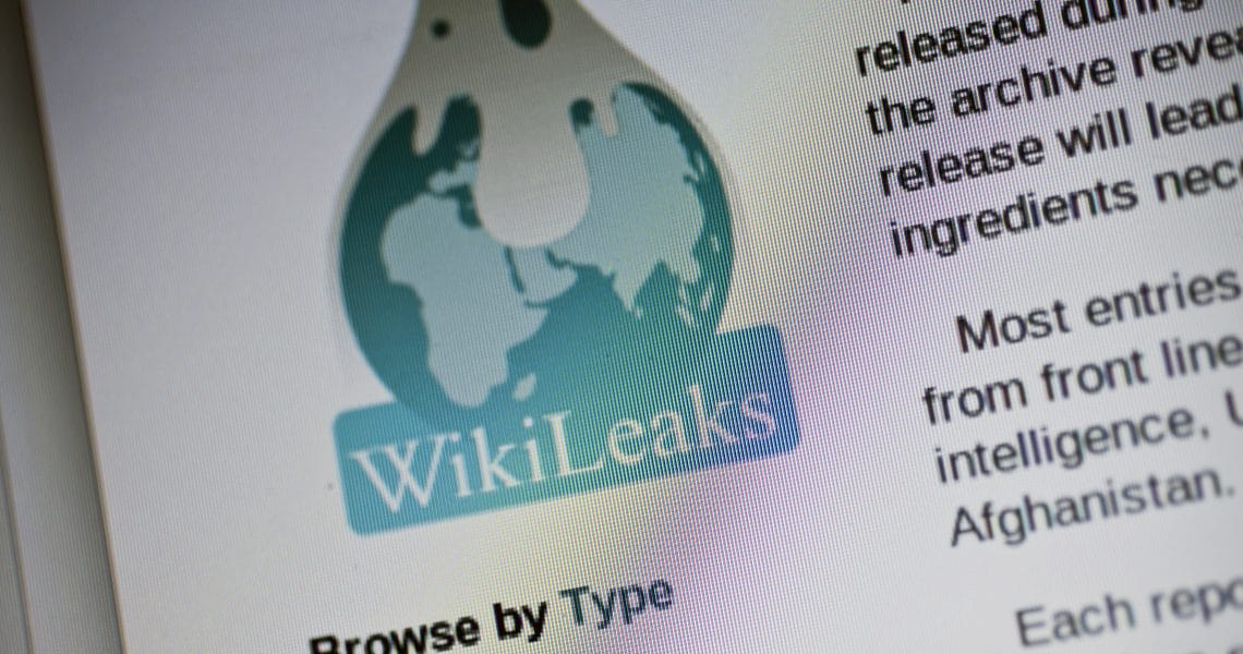 Wikileaks now accepts Bitcoin Cash for donations but confuses addresses