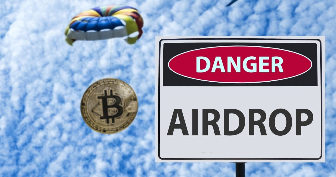 what is a cryptocurrency airdrop airdrop coins 2021