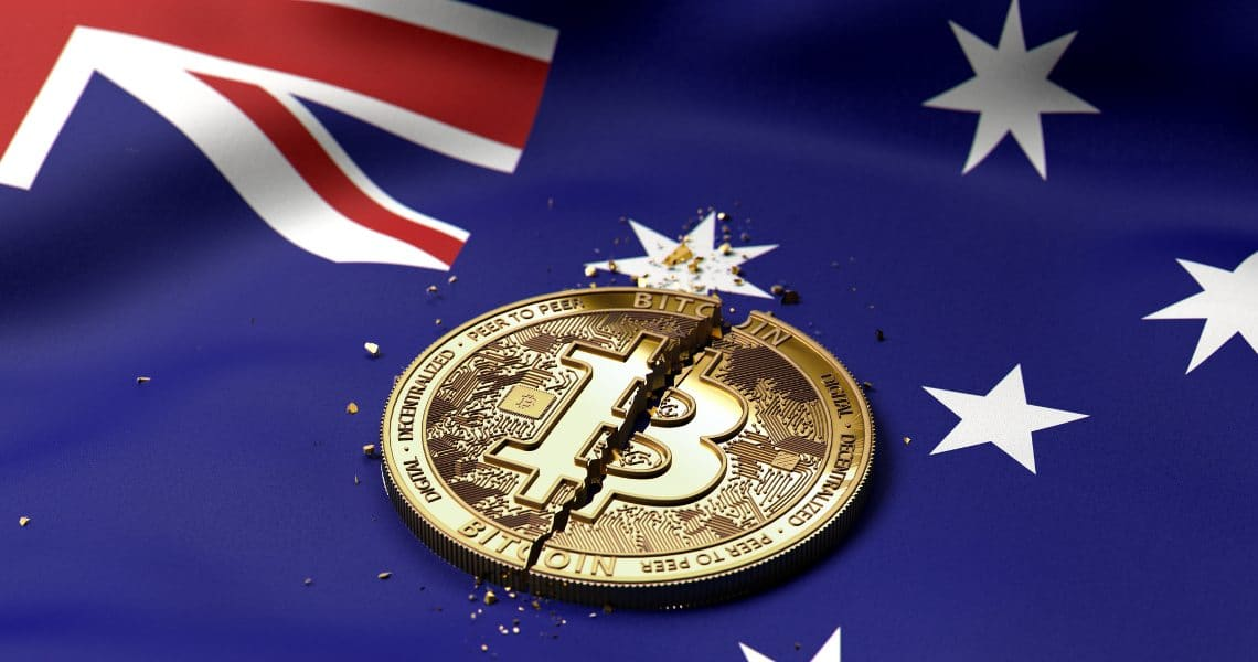 Australia report: cryptocurrencies are known but unused