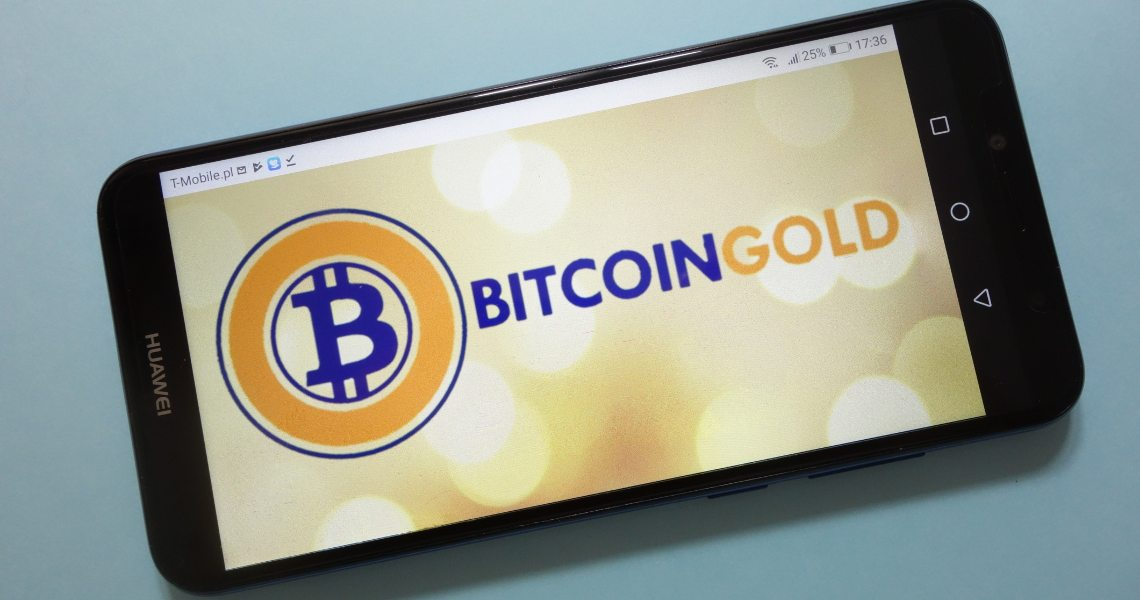 What happened to the Bitcoin Gold coin?